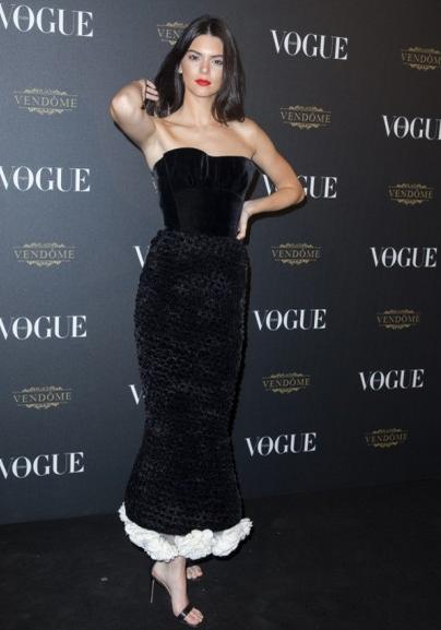 Фото с вечеринки в честь 95-летнего юбилея Vogue