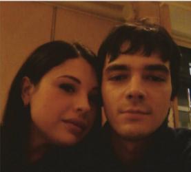 Инна Воловичева с мужем Иваном Новиковым фото из соцсети