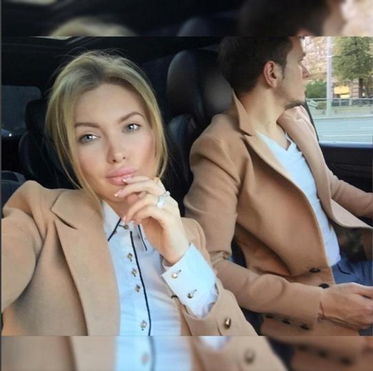 Антон и Евгения Гусевы фото октябрь 2015 Инстаграм