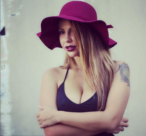 Елена Беркова фото из Инстаграма