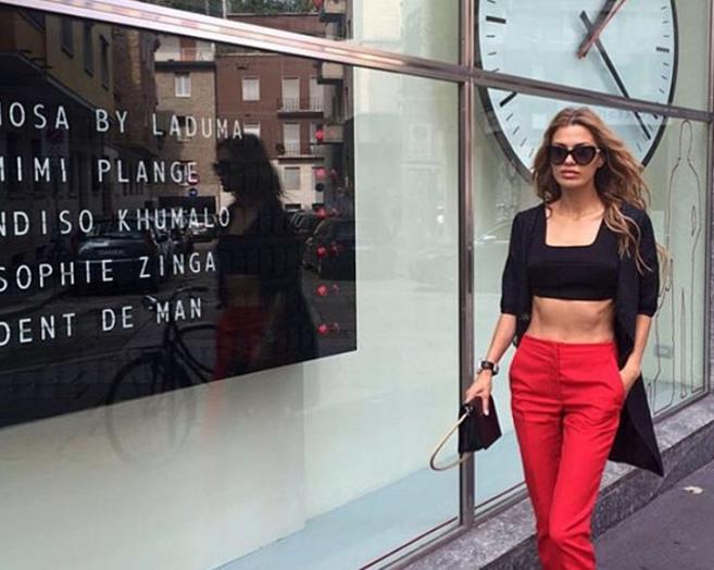 Виктория Боня подверглась критике из-за трансляции в Перископе на английском