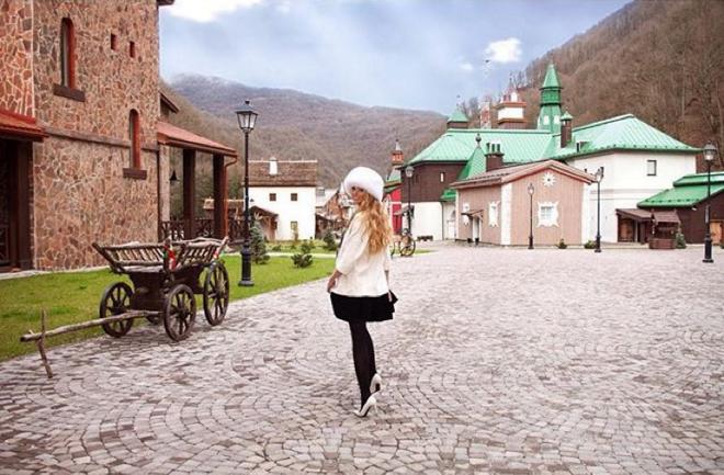 Олеся Бословяк фото в Сочи