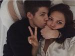 Алеся Кафельникова и Никита Новиков, фото Инстаграм