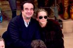 Фото Мэри-Кейт Олсен и Оливье Саркози
