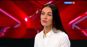 Фото Евгении Шамаевой, жены Степана Меньщикова