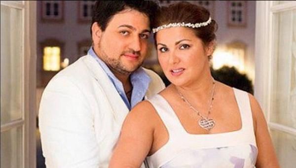 Анна Нетребко и Юсиф Эйвазов фото в день свадьбы