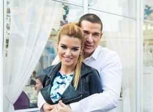 Фото Ксении Бородиной с мужем Курбаном Омаровым