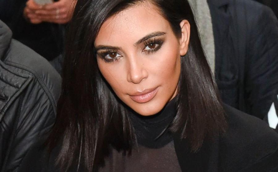 Ким Кардашьян родила второго ребенка, мальчика