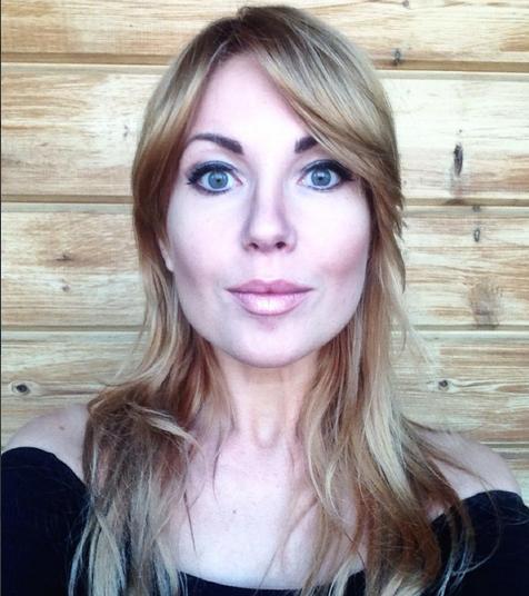 Фото Катерины Кирильчевой с естественным цветом волос