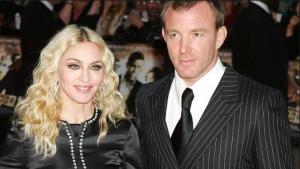 Фото Мадонны и её бывшего мужа Гая Ричи