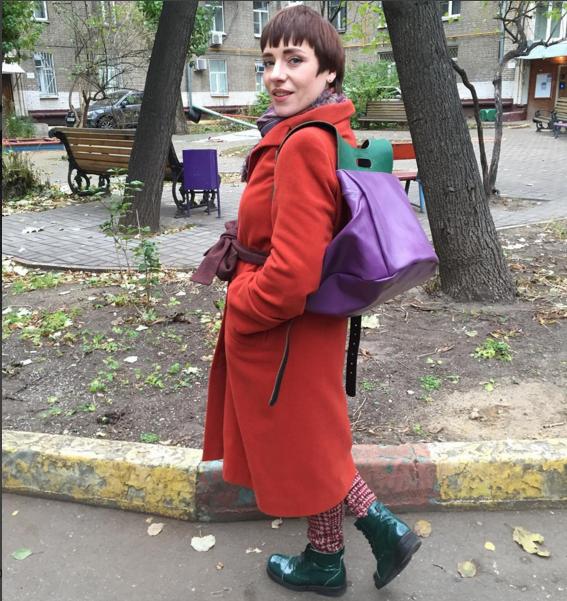 Фото телеведущей Тутты Ларсен (Инстаграм)