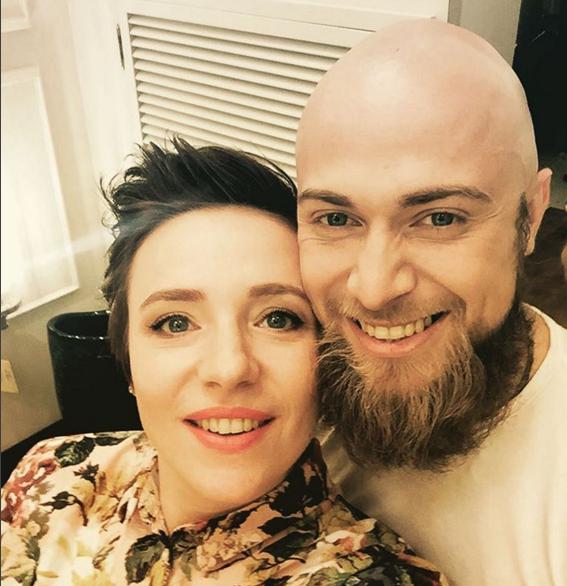 Тутта Ларсен с мужем Валерием Колосковым (Инстаграм)