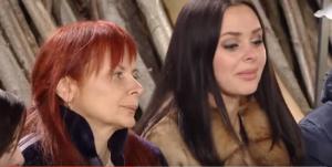 Виктория Романец фото с мамой Ангелиной Анатольевной
