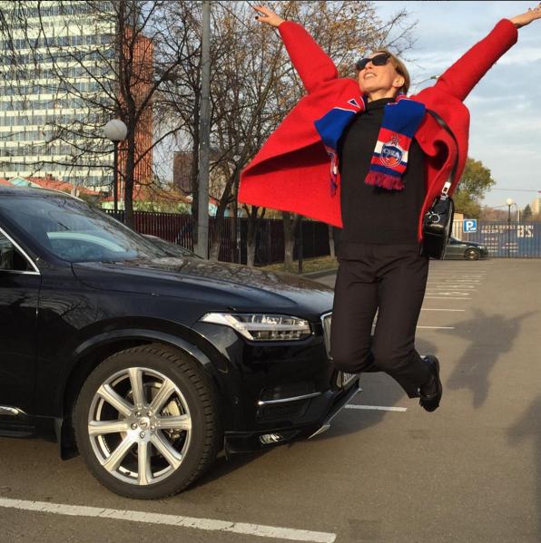 Яна Чурикова получила водительские права нового образца, фото из Инстаграма