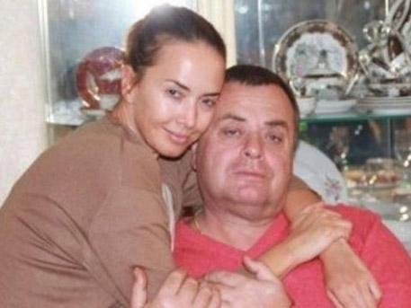 Фото Жанны Фриске с отцом