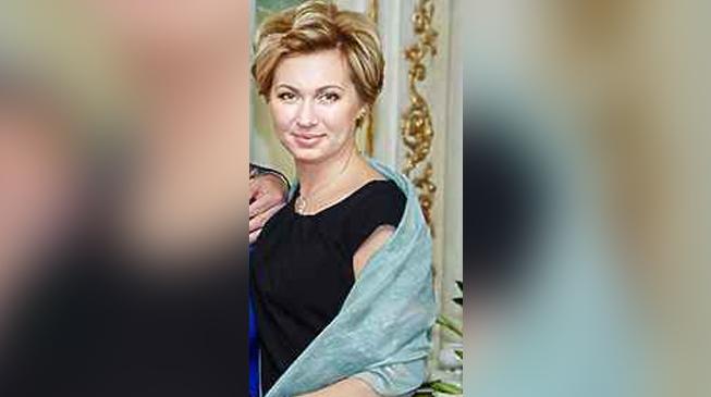 Погибла дочь диктора Евгения Кочергина Ирина Володина