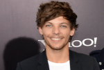 Фото Луи Томлинсона, музыканта группы One Direction