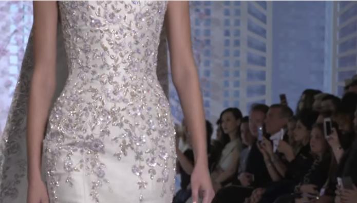 Неделя высокой моды в Париже: видео показов Giambattista Valli, Ralph & Russo