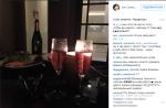 Пост в Инстаграме Анны Семенович с ответом о замужестве
