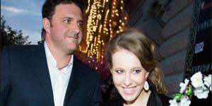 Ксения Собчак фото с мужем Максимом Виторганом