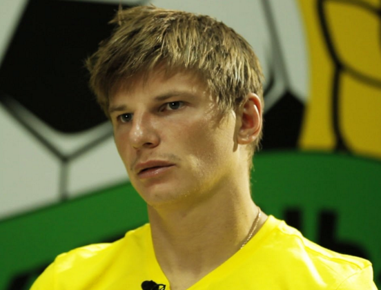 Андрей Аршавин завершает спортивную карьеру