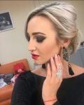 Ольга Бузова демонстрирует в Инстаграме украшения из новой коллекции Бижу Рум, фото 2016