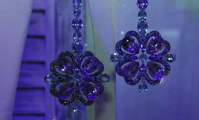 Ювелирная коллекция Chopard, видео презентации в Москве