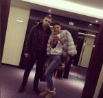 Элла Суханова и Игорь Трегубенко, фото 2016 из Инстаграма