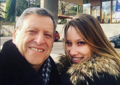 Борис Грачевский и Екатерина Белоцерковская поженились
