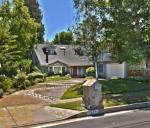 Фото нового дома Тори Спеллинг в пригороде Лос-Анджелеса
