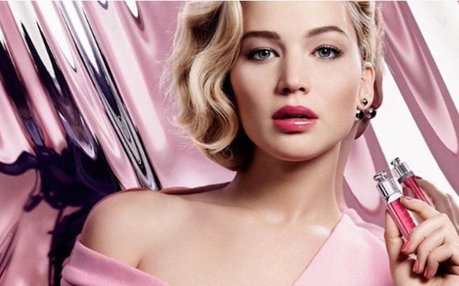 Дженнифер Лоуренс стала лицом рекламной компании Dior