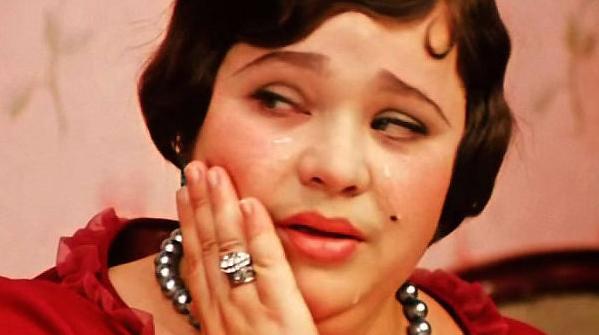 Фото Натальи Крачковской в молодости в роли мадам Грицацуевой