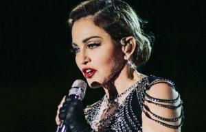 Мадонна фото 2016 во время концера, Инстаграм