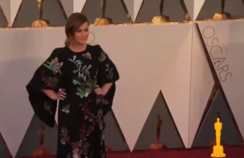 Церемония «Оскар» 2016: красная дорожка, наряды звёзд, видео