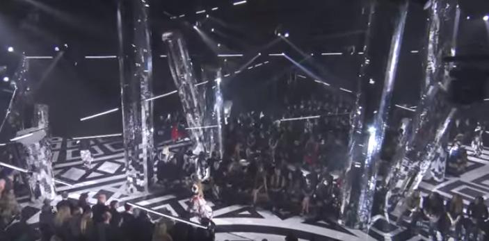 Показы коллекций готовой одежды Louis Vuitton, Miu Miu, Dior в Париже, осень-зима 2016/2017, видео