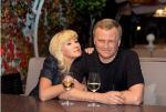 Фото Оксаны Пушкиной со вторым мужем Алексеем Широких