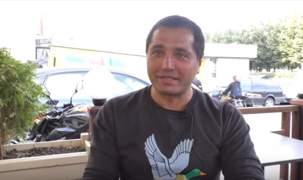 Биография Рустама Солнцева (Калганова), бывшего участника «Дома-2», фото