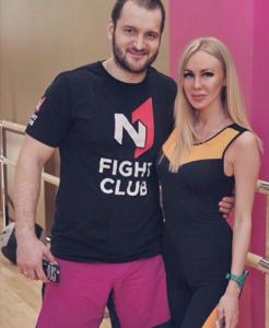 Алексей Самсонов и Юлия Щаулина, фото из Инстаграма Юлии