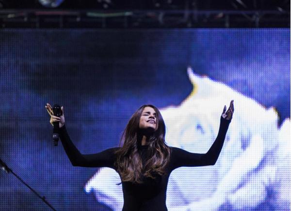 Новый сингл Селены Гомес, тизер, видео из студии