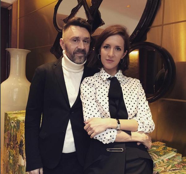 Сергей Шнуров с женой Матильдой фото из Инстаграма