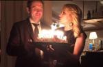 Катя Гусева и Сергей Жорин на дне рождения Екатерины, фото из Инстаграма Гусевой
