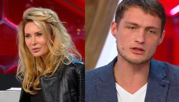Элина Камирен и Александр Задойнов в программе «Прямой эфир», видео