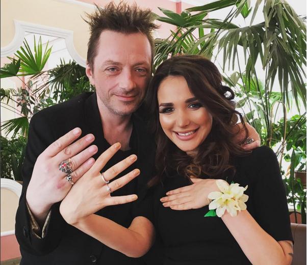 Музыкант Глеб Самойлов женился в третий раз