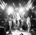 Фото Джастина Бибера во время одного из концертов, 2016 год, Инстаграм