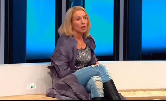 Ирина Лобачева в передаче «Зеркало для героя» с Оксаной Пушкиной, видео