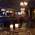 Анастасия Волочкова и Саид Багов, фото после спектакля, Инстаграм