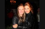 На фото Виктория Боня с сестрой Ангелиной