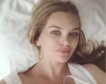 Пост Елены Кулецкой в Инстаграме после родов