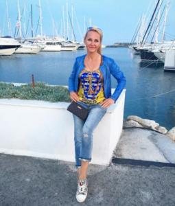 Ольга Афанасьева (Паола) фото 2016 из Инстаграма