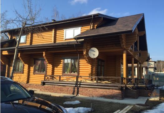 Дом Алены Водонаевой фото снаружи